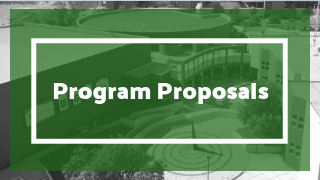 Program Proposals